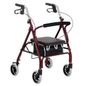 four wheeled mobility device