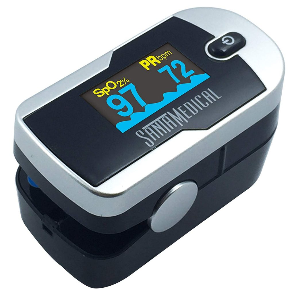Santamedical Generation 2 Fingertip Pulse Oximeter